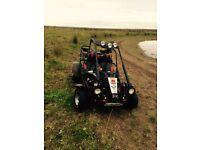 Hammerhead 250ss road legal off road buggy