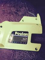 Poulan electric chainsaw wanted