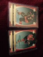 06/07 rookie review hockey cards
