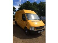 VW LT 46 158bhp Downrated to 3.5 Tonne