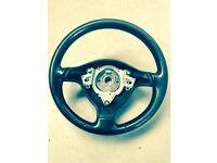 Golf steering wheel