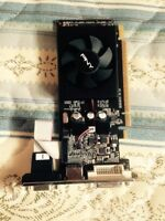 PNY nvidia GeForce GT 620 brand new