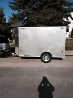 2010 Royal Trailer - 6' x 12' - V Nose body style