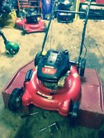 Want old mowers weed eaters etc.