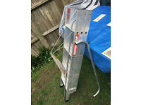 3 Section Telescopic Wickes Loft Ladder for sale - new, never installed, can fit it, Free delivery