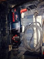 Like New Bosch Hammer Drill. With lots of bits