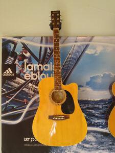 Guitare Sèche & Electrique Mandera