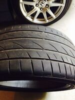 Sumitomo HTR ZII 245/40R17 tire (1)