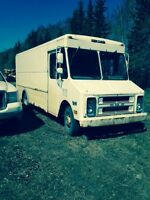 1990 GMC 1 Ton Value Van