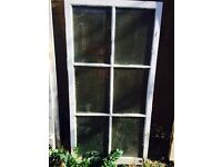 Glazed window - free for allotment use?