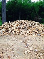 Winter cut firewood for sale