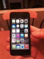 iPhone 5 16GB for sale locked with Telus