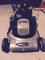 """Cordless 20"""" 3 in 1 Lawnmower"""