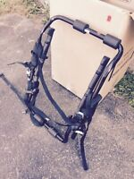 Bicycle carrier for auto