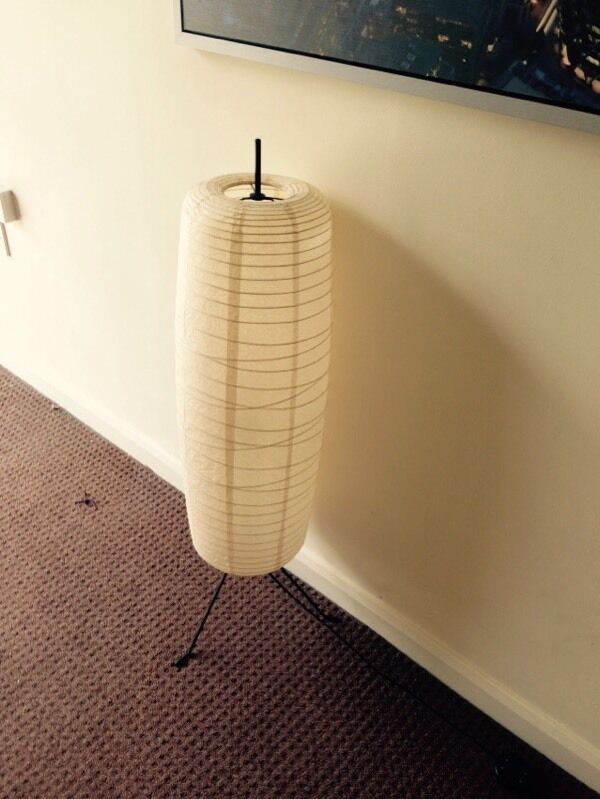Penderie Ikea Portes Coulissantes ~ Ikea floor lamp and 2x lamp shades  in Dukinfield, Manchester