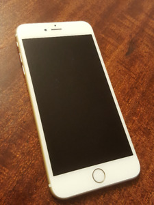 iphone 6plus (6+) 128GB gold - rogers