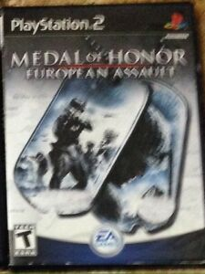 Medal of Honor - PS2 Game
