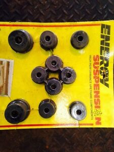 67 Camaro rear springs bushing kit
