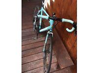 Bianchi road bike 54 cm