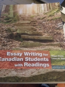 ENGL 219 - Essay Writing for Canadian Students with Readings