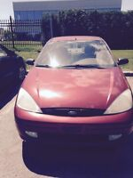 Ford focus 2000 ,151000km