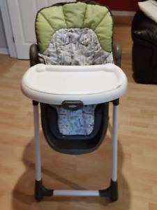 Graco® Meal Time High Chair Zoofari
