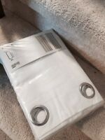 "IKEA Merete 96"" curtains brand new, 2 panels"