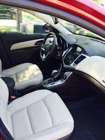 2014 Chevrolet Cruze LT 1.4L turbo