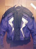 Motorcycle jacket and pants