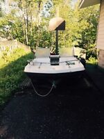 15 foot project boat