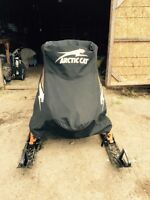2011 arctic cat sno pro 800cc with a twisted turbo