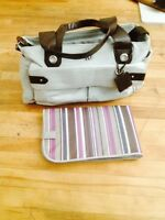 Diaper Bag- California Innovations/ Bi weekender bag