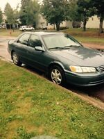 1500$ Toyota Camry great car with lots of life left!