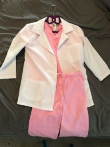 Doctor Costume (child size small)