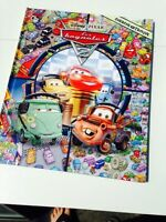 Cars2 & Toy Story 3 french book