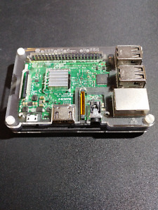 **NEW** Raspberry PI 3 Model B, Cases, Power Supply