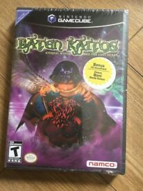 GameCube baten kaitos (sealed)
