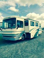 2002 Fleetwood Expedition Motor Home