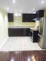 ***Brand New Basement Apartment For Rent***
