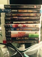 SELLING CHEAP PLAYSTATION 3 GAMES + 1 PS4 GAME