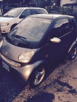 2005 Smart Fortwo cdi diesel in great condition.