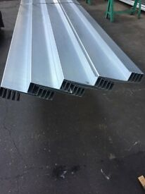 Z - Purlins, steel framed buildings, agricultural machinery