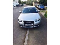 Audi A3 2006 .. Very low mileage £2400