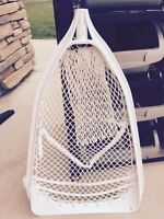 Lacrosse goalie head
