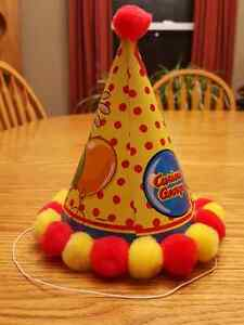 Curious George Birthday Party Hats & Centerpiece London Ontario image 4