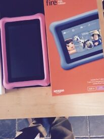 AMAZON KINDLE FIRE KIDS EDITION NEW