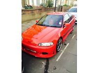 Honda Civic 1.5lsi , fully modified