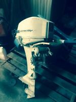 Chrysler 6 HP outboard