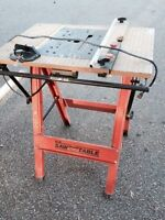 Portable Saw/Router Table