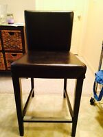 Counter-height dining chairs for SALE